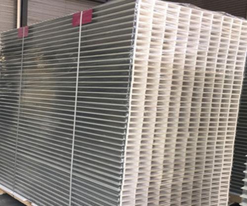 中空玻镁净化板